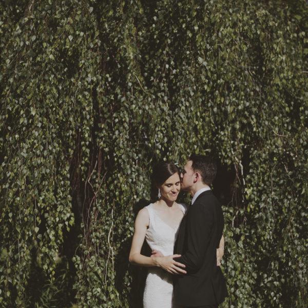 mariage en forêt au Pavillon de la Jamaïque