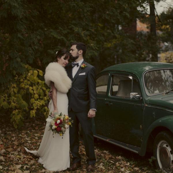 mariage d'inspiration Expo 67 au Parc Jean-Drapeau
