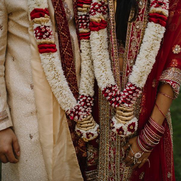 cérémonie Haldi & fabuleux mariage traditionnel indien